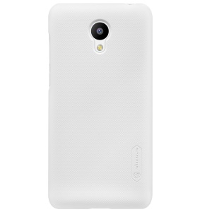 NILLKIN Super Frosted Shield Hard Cover for Meizu Blue Charm M2 - White