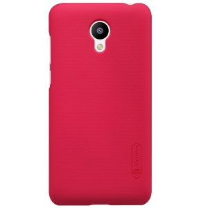 NILLKIN Super Frosted Shield Hard Phone Cover for Meizu Blue Charm M2 - Red