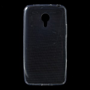 Ultra Slim 0.6mm TPU Gel Case for MEIZU MX4 Pro - Transparent