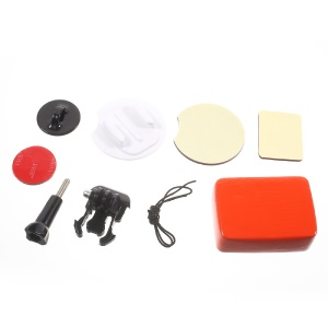 9 in 1 Surfboard Surfing Mount Tether Outdoor Sports Accessories Kits for GoPro Hero 4/3/3+/2/1