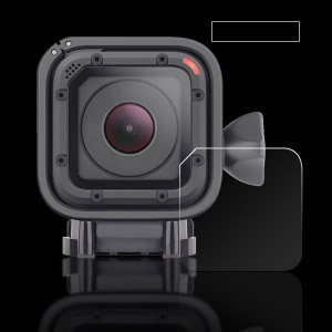 2Pcs Ultra Clear Lens Protector Films for GoPro Hero 4 Session / Hero5 Session Camera