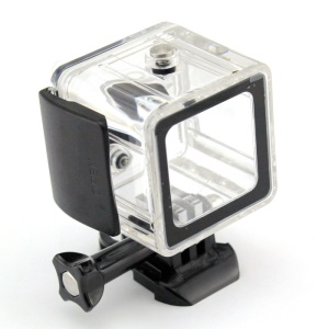 30M Waterproof Housing Case with Bracket for GoPro Hero 4 Session