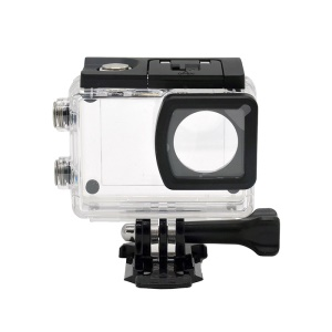 SJCAM Plastic 30M Underwater Housing Waterproof Case for SJCAM SJ6 Legend Action Camera - Transparent
