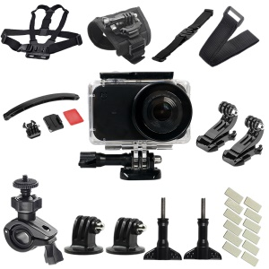 28 in 1 Accessories Kit with Waterproof Case, Cycling Kits etc for Xiaomi Mijia Mini 4K Action Camera