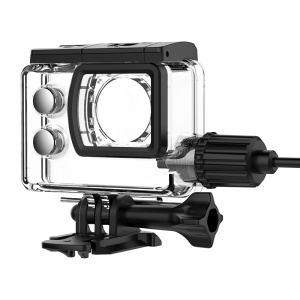 SJCAM Motorcycle Waterproof Case with USB Cable for SJCAM SJ7 Star Action Camera