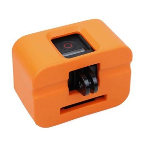 Floating EVA Case Cover for GoPro Hero 4 Session - Orange