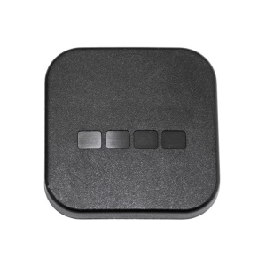 Lens Protective Cap Cover for GoPro Hero 4 Session - Black