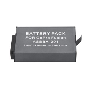 AT765 3.85V 2720mAh Battery Pack Replacement for GoPro Fusion ASBBA-001