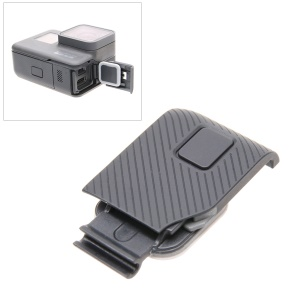 AT753 Protective Side Door Dustproof Cover Replacement for GoPro Hero 5/6