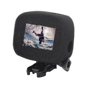 Anti Wind Noise Sponge Foam Cover for Gopro Hero 6/5 Action Camera