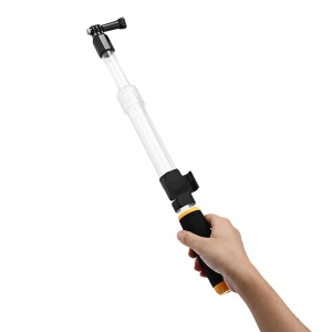 Waterproof Selfie Stick Underwater Adjustable Selfie Stick for GoPro Camera