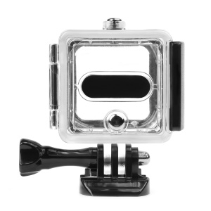 SHOOT Waterproof Housing Protective Case for GoPro Hero 5 Session / 4 Session (Water Resistant up to 60m)