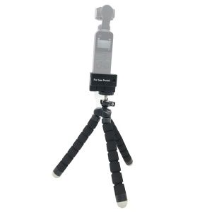 Mini Tripod Stand Base Mount Gimbal Handle Gripd Stabilizer for DJI Osmo Pocket
