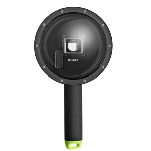 Diving Underwater Camera Lens Dome Port for GoPro Hero 4/3+