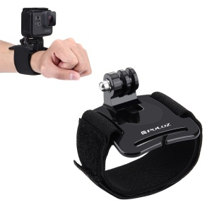 PULUZ PU93 Adjustable Wrist Strap Mount for GoPro HERO5/4/3+/3/2/1 - Black