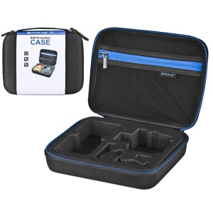 PULUZ PU102 Waterproof Carrying Travel Case for GoPro HERO4 /3+ /3 /2 /1, Size: 23 x 17 x 7cm