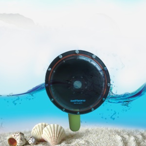 Diving Underwater Camera Lens Dome Port for GoPro Hero 4/3+/3