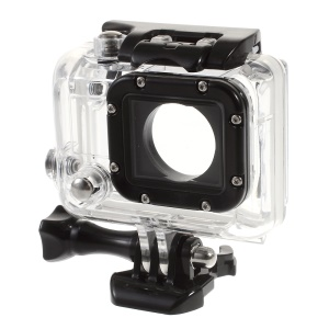 AT573 Expansion Waterproof Housing Protective Case for GoPro Hero 3 with LCD