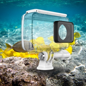 IP68 40M Underwater Diving Waterproof Camera Protective Case for Xiaoyi 4K Camera