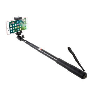 801 Extendable Handheld Monopod Selfie Stick Kit with Tripod for Mobile Phones/Gopro Action Cameras
