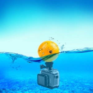 AT672 1PC Underwater Photography Float Buoyancy Floating Ball for GoPro Hero5 Hero4 3 3+/ SJCAM SJ7000 SJ5000/ Xiaomi Yi Action
