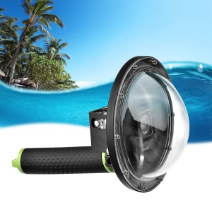 XTGP258 Dome Port Under Water Diving Camera Lens Housing Case Underwater Photography for GoPro Hero3+/4