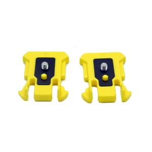 AS08(S1) 2 x Quick Release Buckle Connection Mount for Sony Action Cam HDR-AS200V AS300 AS100V AS15 AS20 AS50 Etc