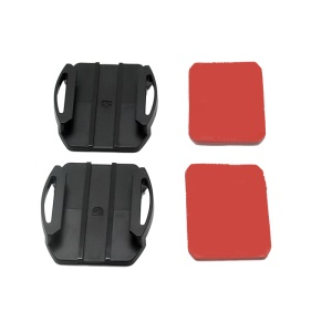 AS09 (S2) 2 x Flat Surface Adhesive Mount Pack for Sony Action Cam HDR-AS200V/ HDR-AS300 Etc