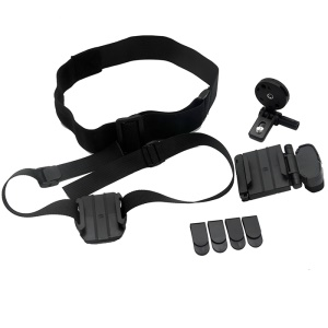 AS11(BLT-UHM1) Universal Head Strap Mount Kit for Sony Action Cam HDR-AS200V/ HDR-AS300/ HDR-AS30V Etc
