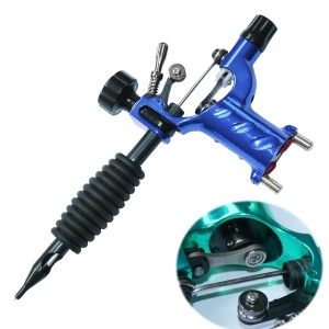 Dragonfly Rotary Tattoo Machine Shader & Liner - Blue