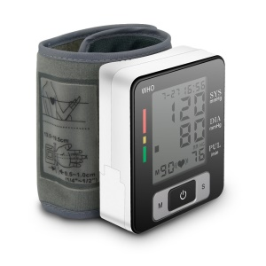 Automatic Digital Wrist Blood Pressure Monitor Health Care Measurement CK-W133