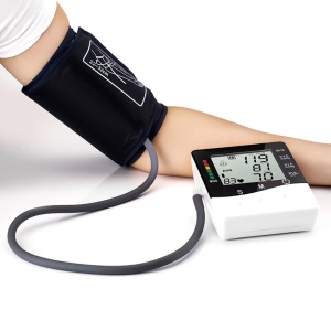 ZK-B868 Automatic Wrist Digital Blood Pressure Monitor for Measuring and Pulse Rate Diagnostic Tool