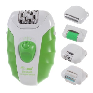 CHAINER 6130 Electric Rechargeable Epilator Callus Remover Lady Shaver for Females