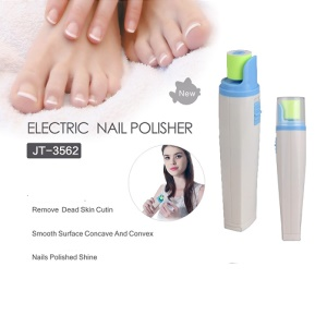 JT-3562 Electronic Nail Care System Nail Buffer and Polisher
