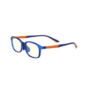 XIAOMI MIJIA HMJ03TS Kids Glasses Blue-light Resistant with Clear Lens - Blue