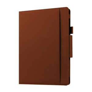 Leather Protective Case for Microsoft Surface 3 - Brown