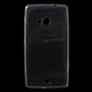 Ultra Slim 0.6mm TPU Case for Microsoft Lumia 535 / 535 Dual SIM - Transparent