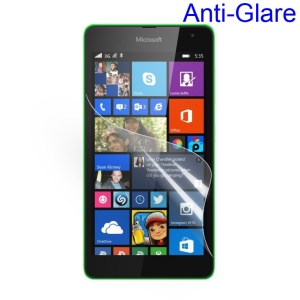 Anti-glare Screen Protector Guard Film for Microsoft Lumia 535 / 535 Dual SIM