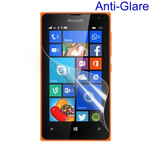 Matte Anti-glare Screen Protector for Microsoft Lumia 435 / 435 Dual Sim