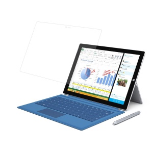 0.4mm Tempered Glass Screen Film for Microsoft Surface Pro 3 (Straight Edge)