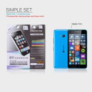 NILLKIN Screen Protector for Microsoft Lumia 640 Dual Sim / 640 LTE Scratch-resistant