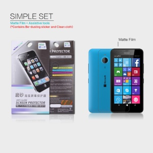 NILLKIN Screen Protector for Microsoft Lumia 640 XL / Dual SIM Scratch-resistant