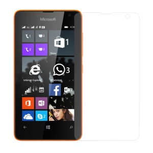 0.3mm Tempered Glass Screen Protector for Microsoft Lumia 430 Dual SIM (Arc Edge)