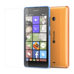 0.3mm Tempered Glass Screen Protector Film for Microsoft Lumia 540 Dual SIM (Arc Edge)