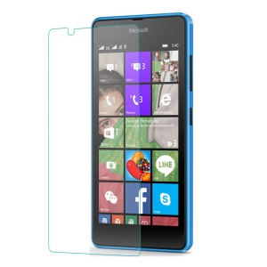 0.25mm Explosion-proof Tempered Glass Screen Film for Microsoft Lumia 540 Dual SIM (Arc Edge)