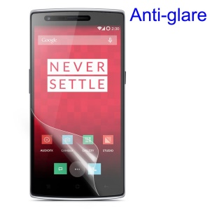 Matte Anti-glare Screen Protector for OnePlus One (With White Package)