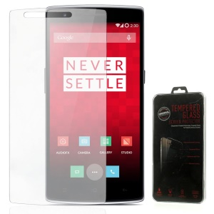 1 x Explosion-proof Tempered Glass Screen Protector Film for Oneplus One A0001