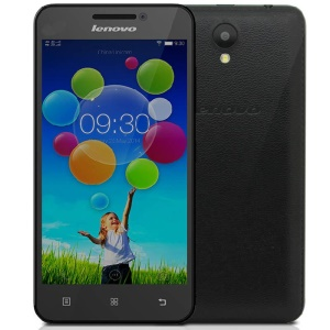 LENOVO A3600-D Quad Core 4G Smartphone 4.5 Inch Android 4.4 4G ROM Bluetooth 4.0 - Black