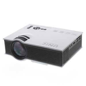 UNIC UC40 1080P Mini Projector 800LM LED Projection with Remote Control Support HDMI/USB/AV/SD