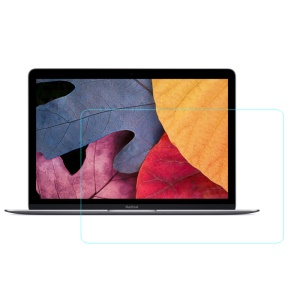 Tempered Glass Screen Protector for MacBook 12-inch with Retina Display(2015) (Straight Edge)